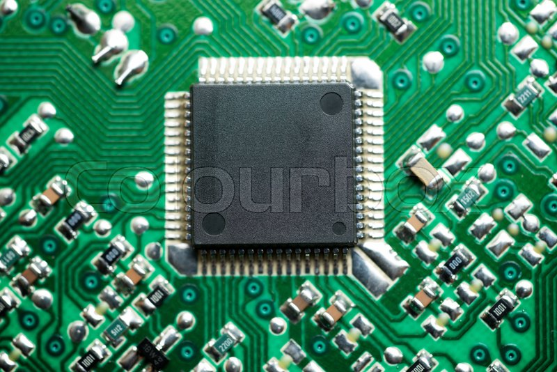 what does the integrated circuit do