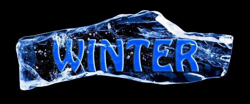Image result for winter word
