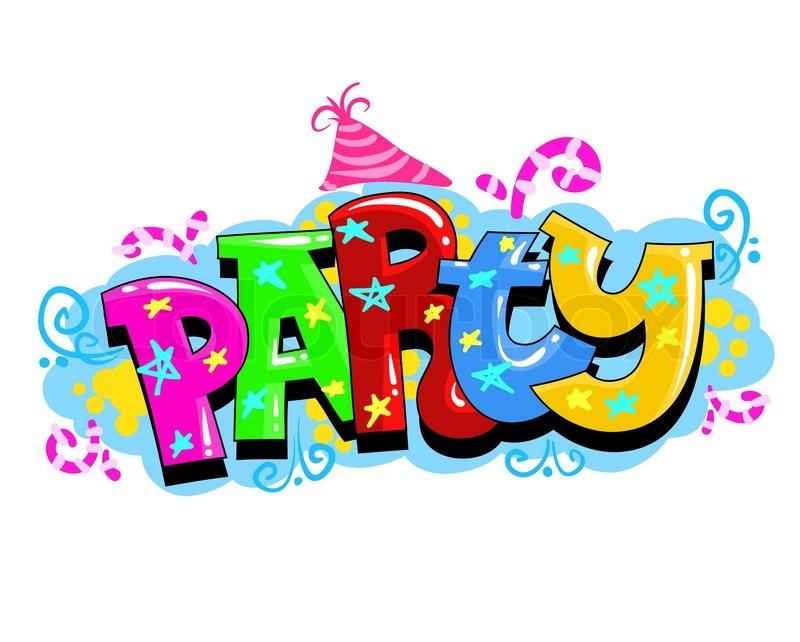 Kid Party Vector Invitation Stock Vector Colourbox