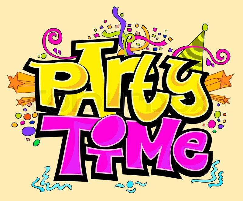 Party Time | Vector | Colourbox