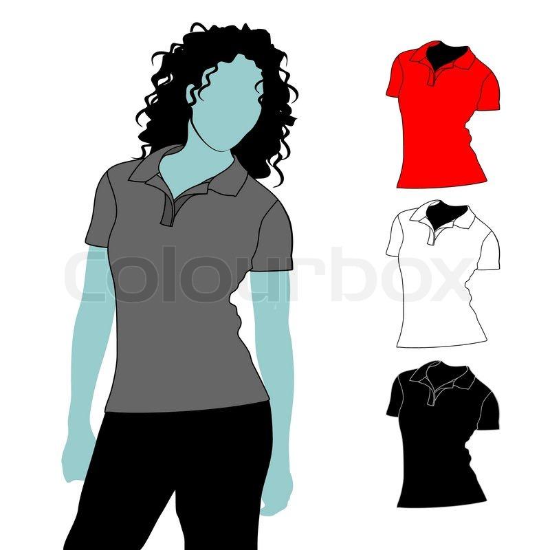 Image Result For Design Size On Front And Back Of Shirts: T-shirt-Design. Frau T-shirt.