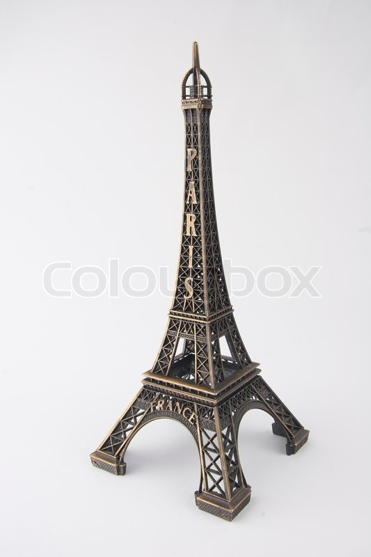 Miniature Metal Eiffel Tower images