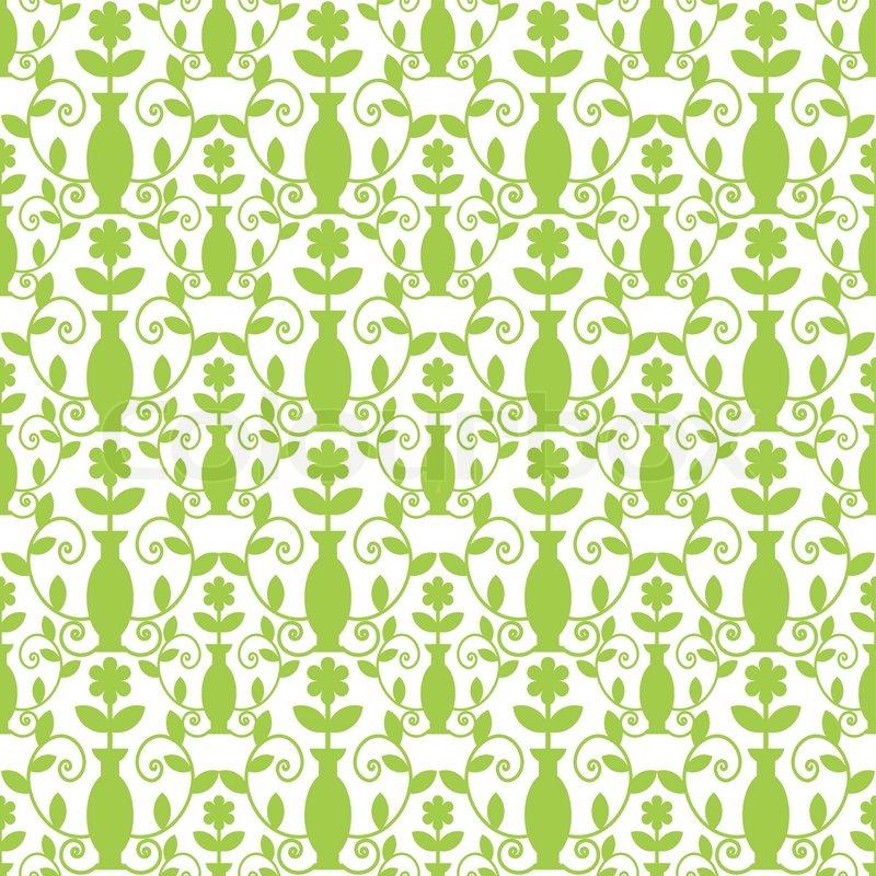 Simple Leaf Pattern Design