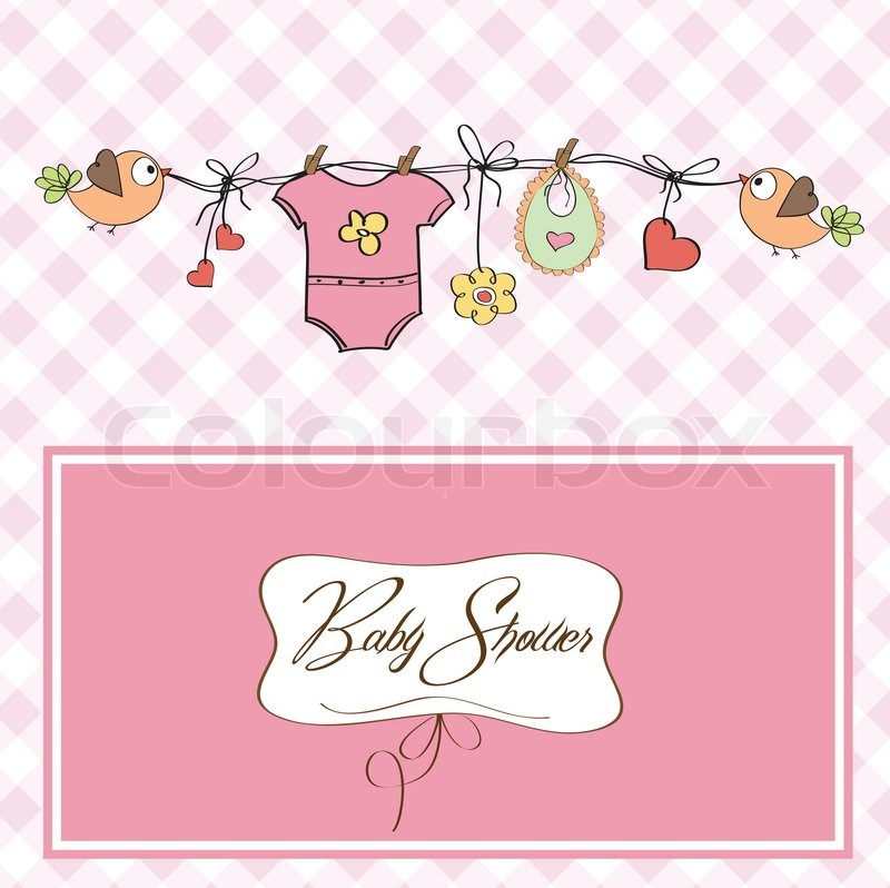 brunito shower card baby - photo #9