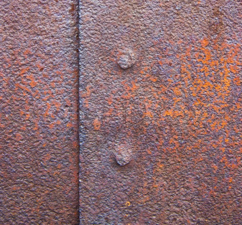Old Rusty Iron Stock Photo Colourbox