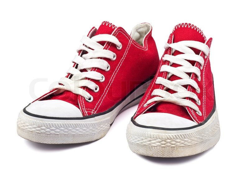 How To Get Red Dirt Out Of White Shoes