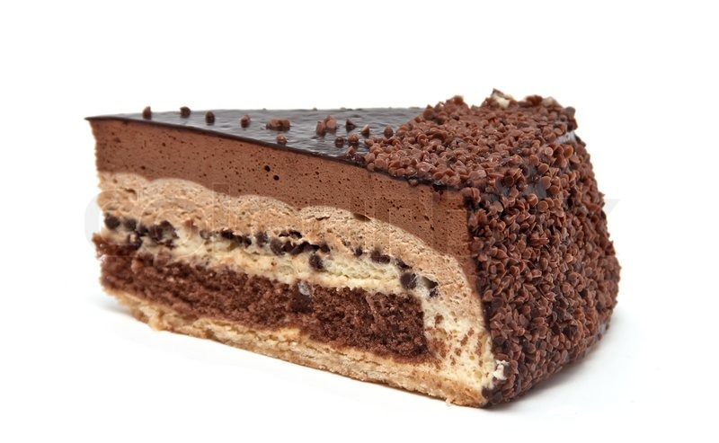 One Piece Of Chocolate Cake Calories