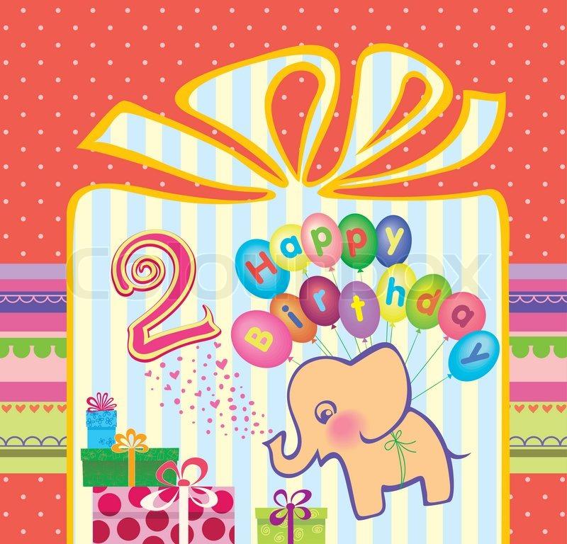 Geburtstagsglückwünsche Zum 2. Geburtstag