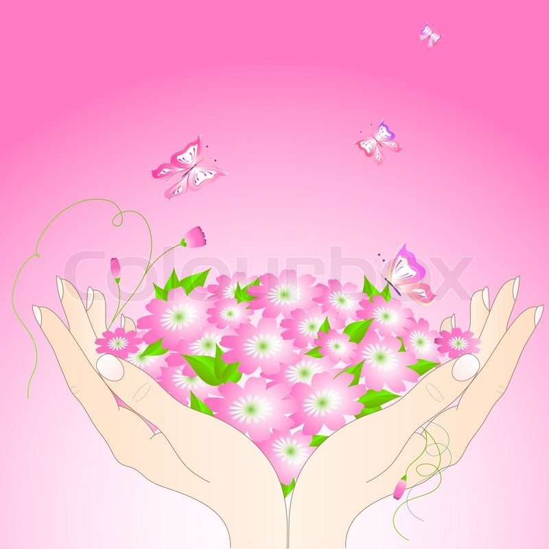 Image result for tender flowers and butterflies