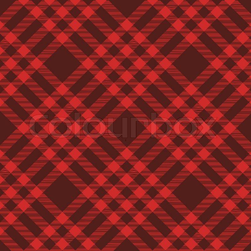tartan plaid fabric textile pattern vector stock vector colourbox - Christmas Plaid Fabric