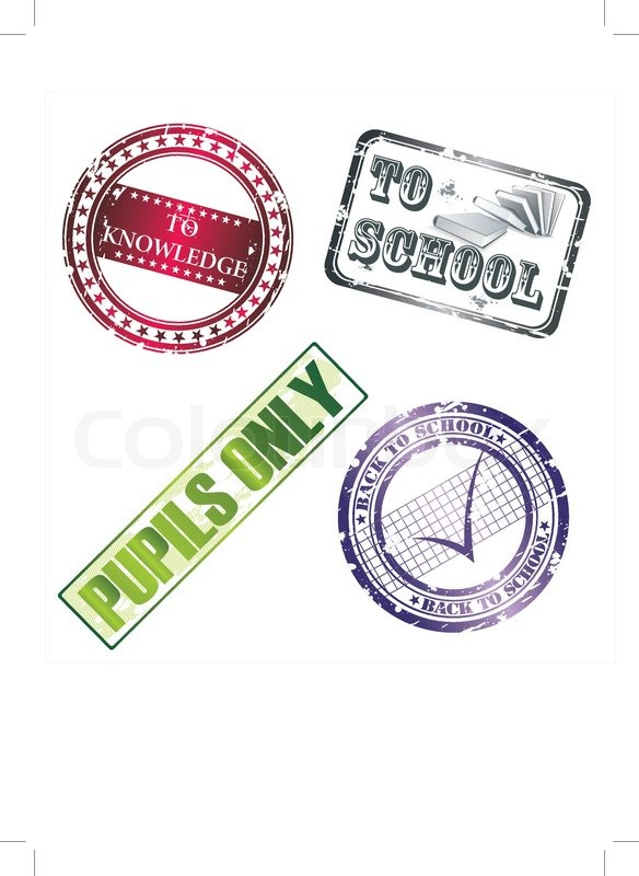 how to get a college stamp