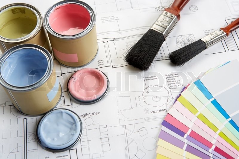 Collections Of Interior Decorating Tools Free Home Designs