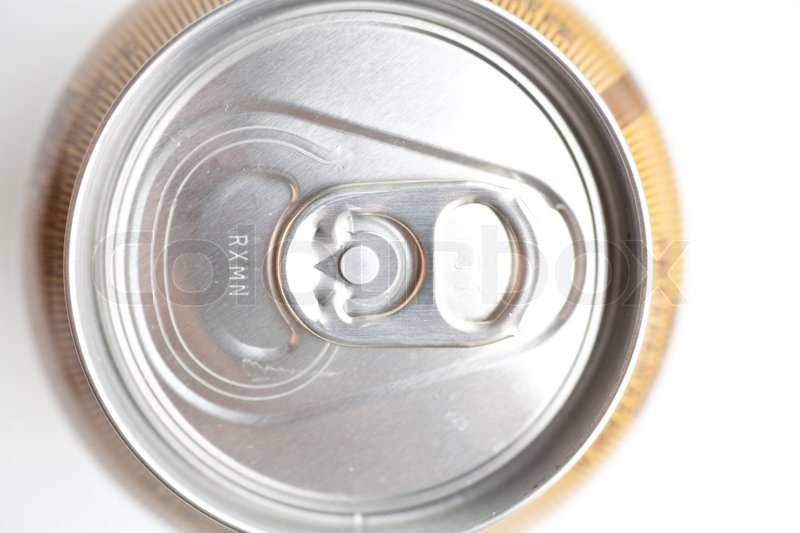 top view soda can isolated stock photo colourbox