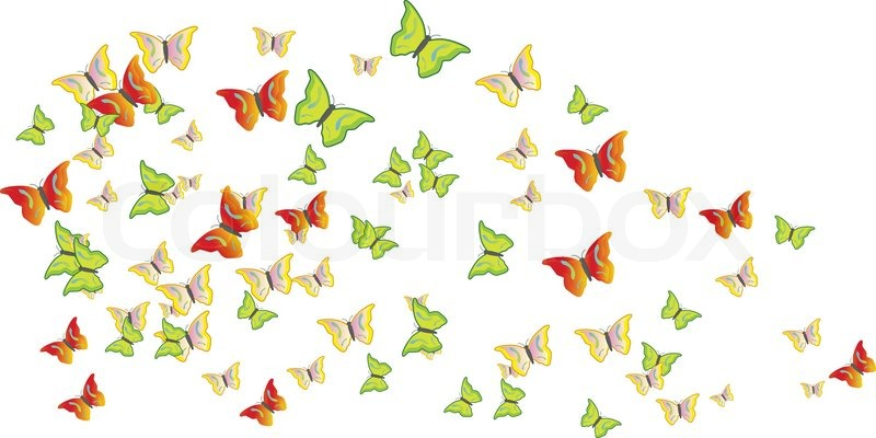 Sommer Illustration Natur Vektorgrafik Colourbox
