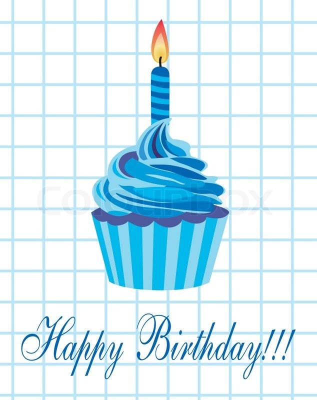 Sweet  Birthday Cake Clip Art