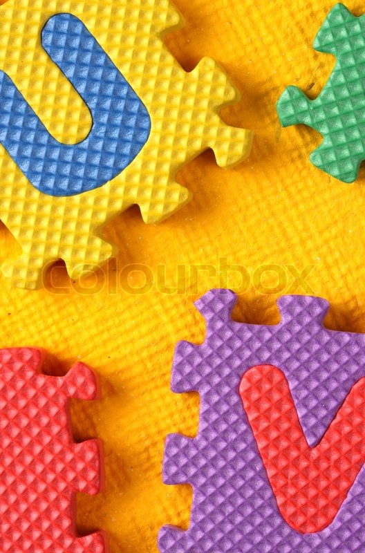 Stock image of 'Blocks'