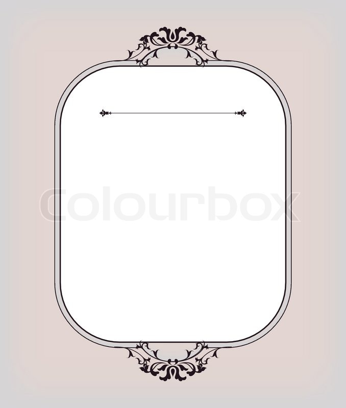 Template For Invitation Card – Template for Invitation