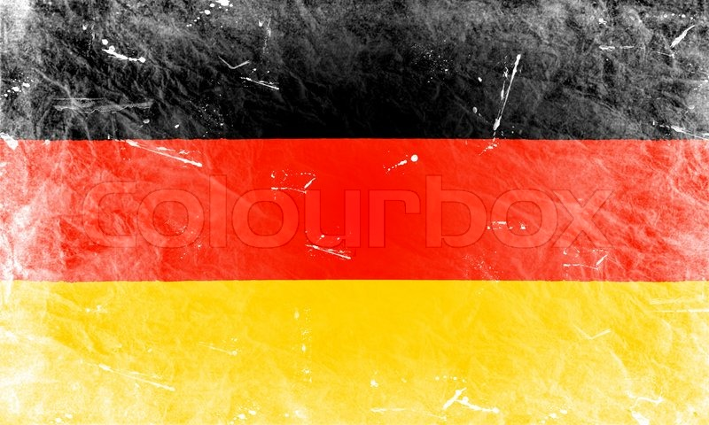The german flag stock photo colourbox for Irish mail cart plans