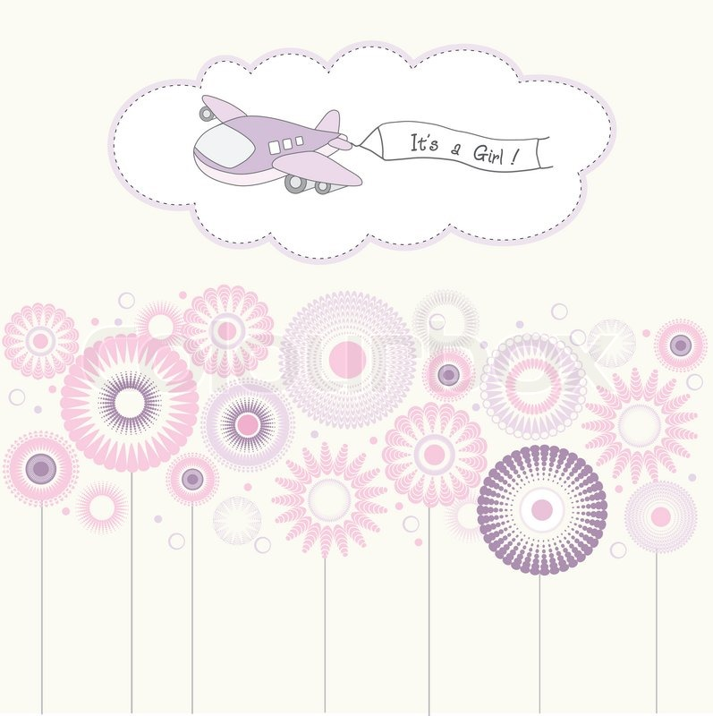 Airplane Baby Shower Invitations as good invitation example