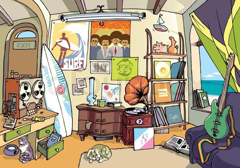 Der Surfer Zimmer.