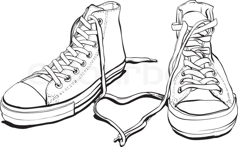 Shoe Design Sketches Vans