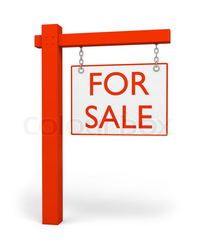 Red for sale sign stock photo colourbox for Photography pictures for sale
