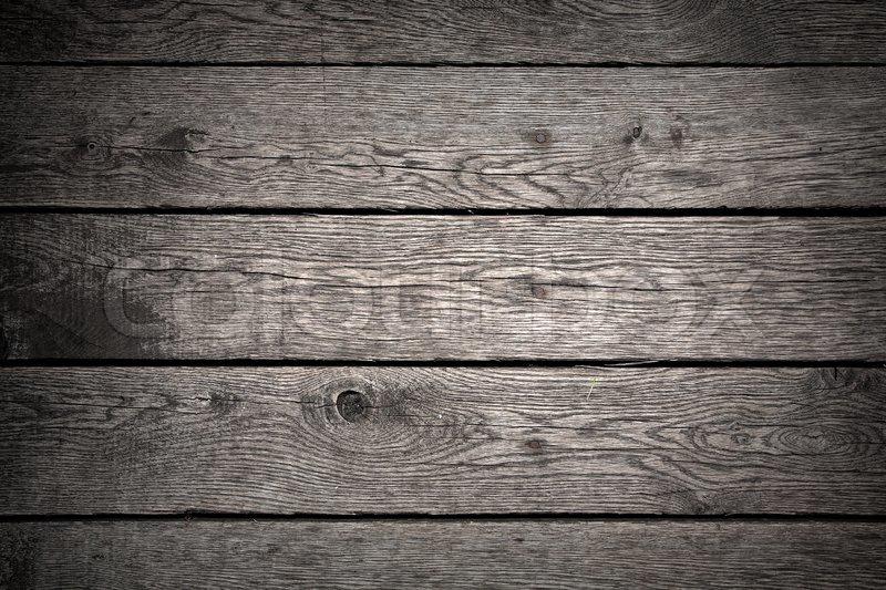 Old Dark Wood Background Stock Photo Colourbox