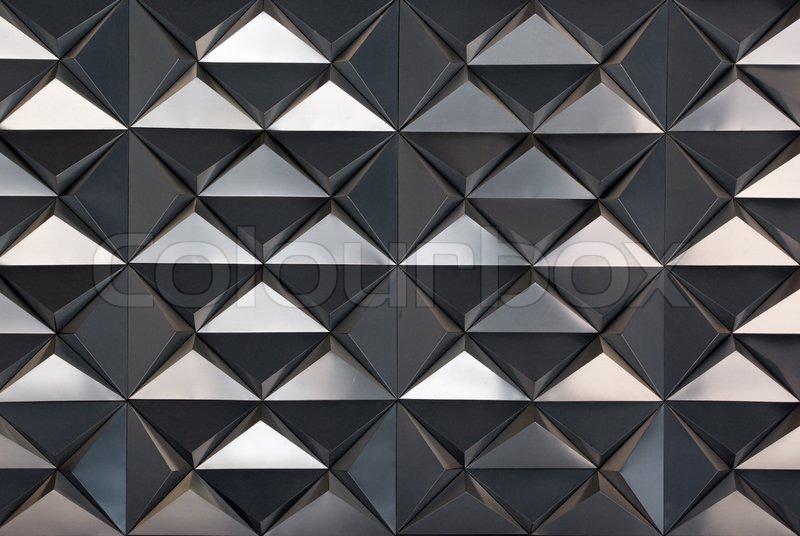 Textured Triangle Stock Photo Colourbox