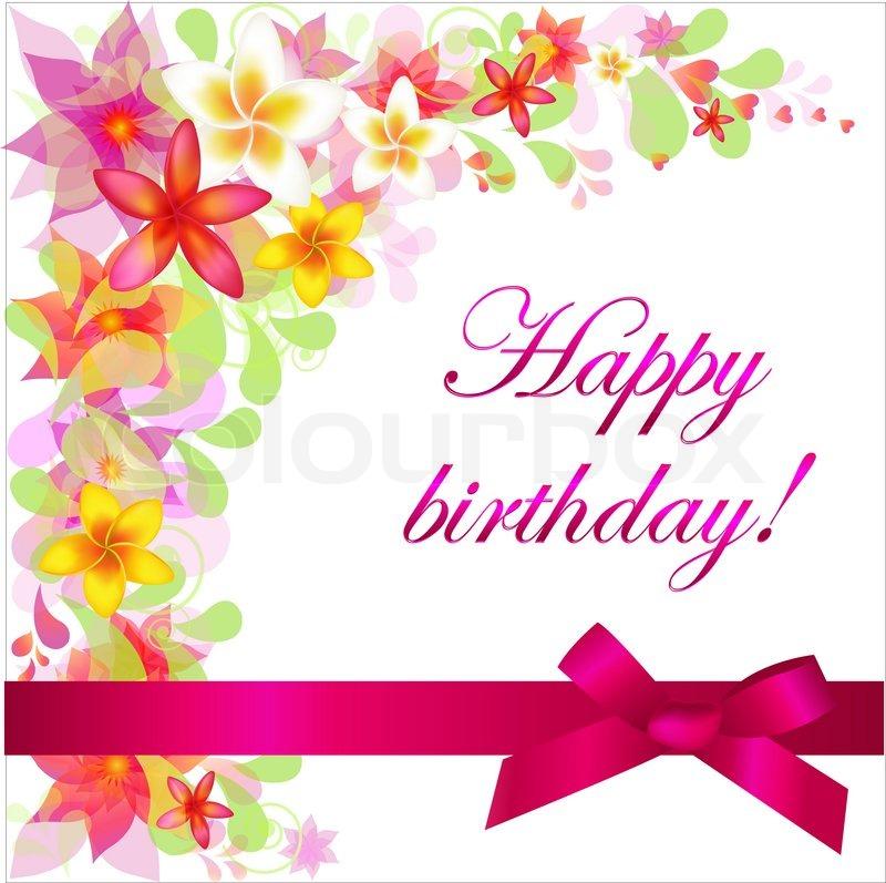 Happy birthday card stock photo colourbox happy birthday card stock photo bookmarktalkfo Images