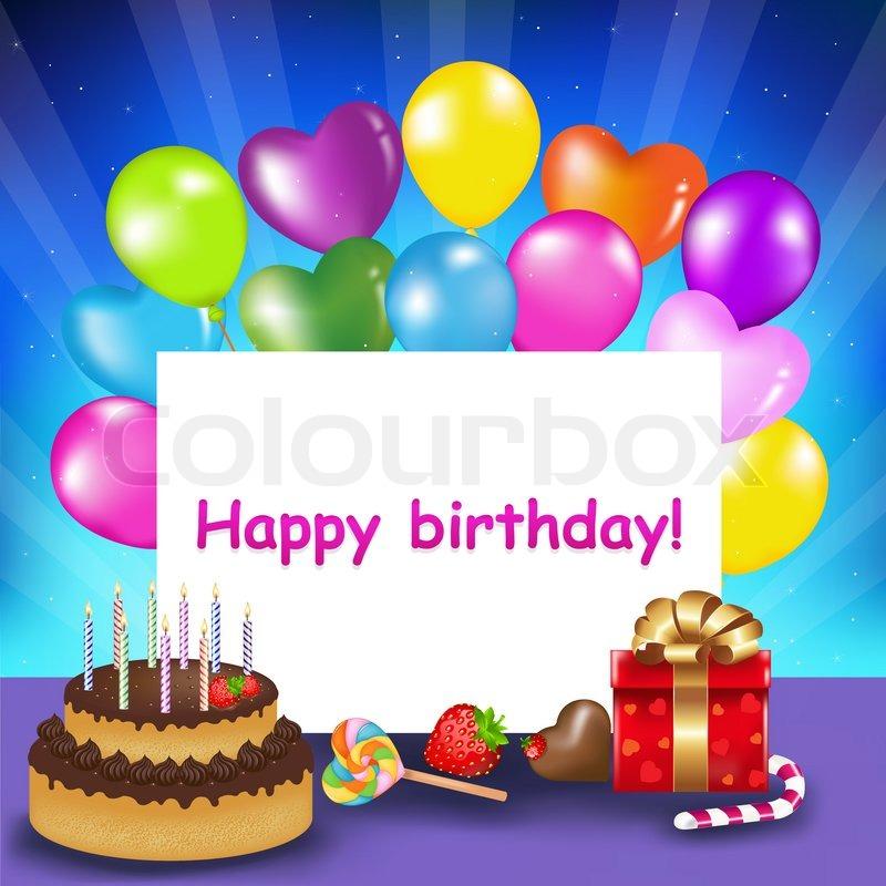 Happy Birthday Card Photo – Happy Birthday Card Editor