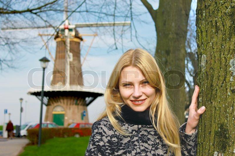 Gorinchem Netherlands  city pictures gallery : ... inDutch town of Gorinchem Netherlands | Stock Photo | Colourbox
