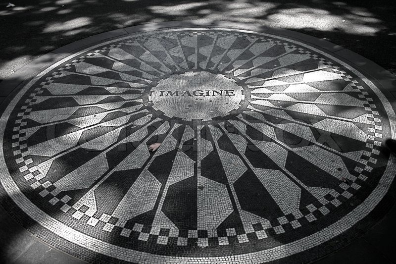 how to get to john lennon memorial central park