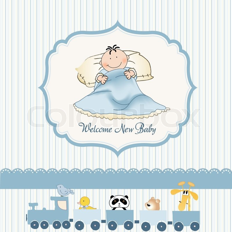 Welcome Baby Boy Quotes For Newborn: Welcome New Baby Boy