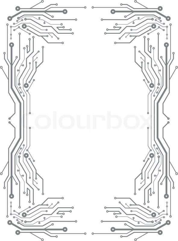 frame in pcb