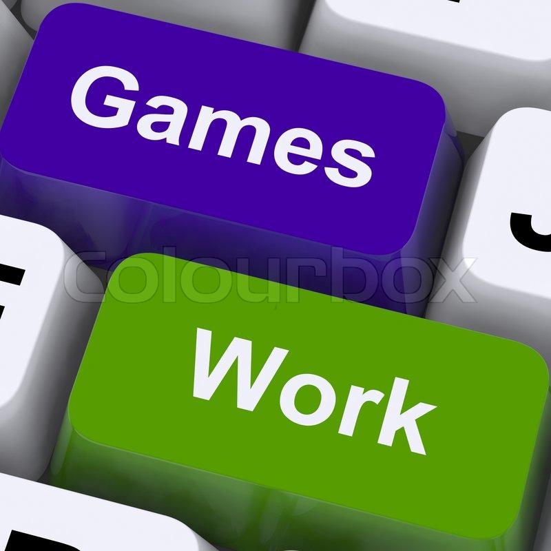 games online at work