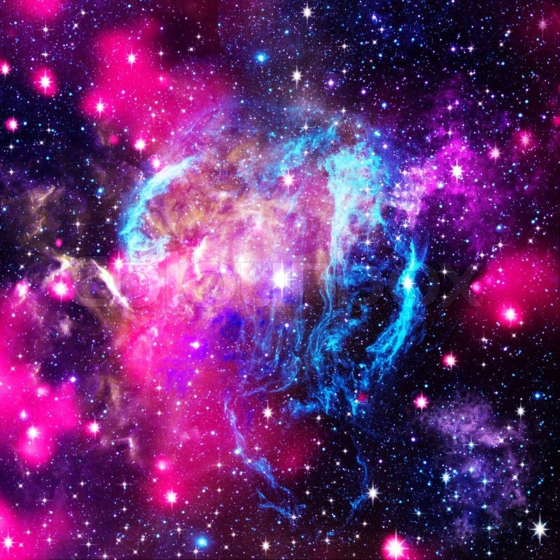 Deep space abstract natural backgrounds stock photo for Sfondi galassie hd