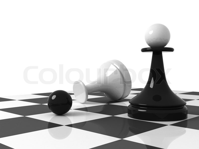 free illustration chessboard render - photo #1