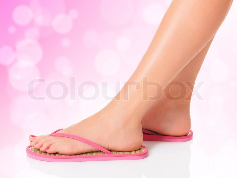 How To Get Beautiful Feet Naturally