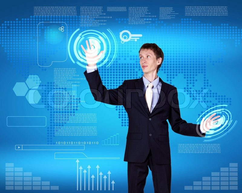 a virtual business design