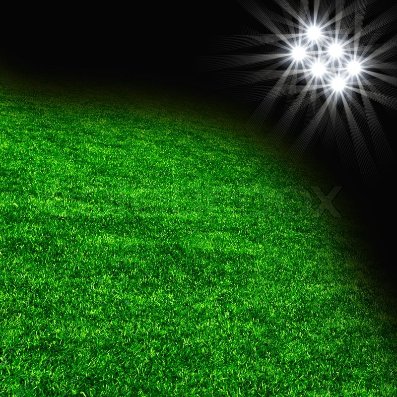 soccer field grass. Stock Image Of \u0027The Grass From Soccer Field Texture Green With Ball\u0027