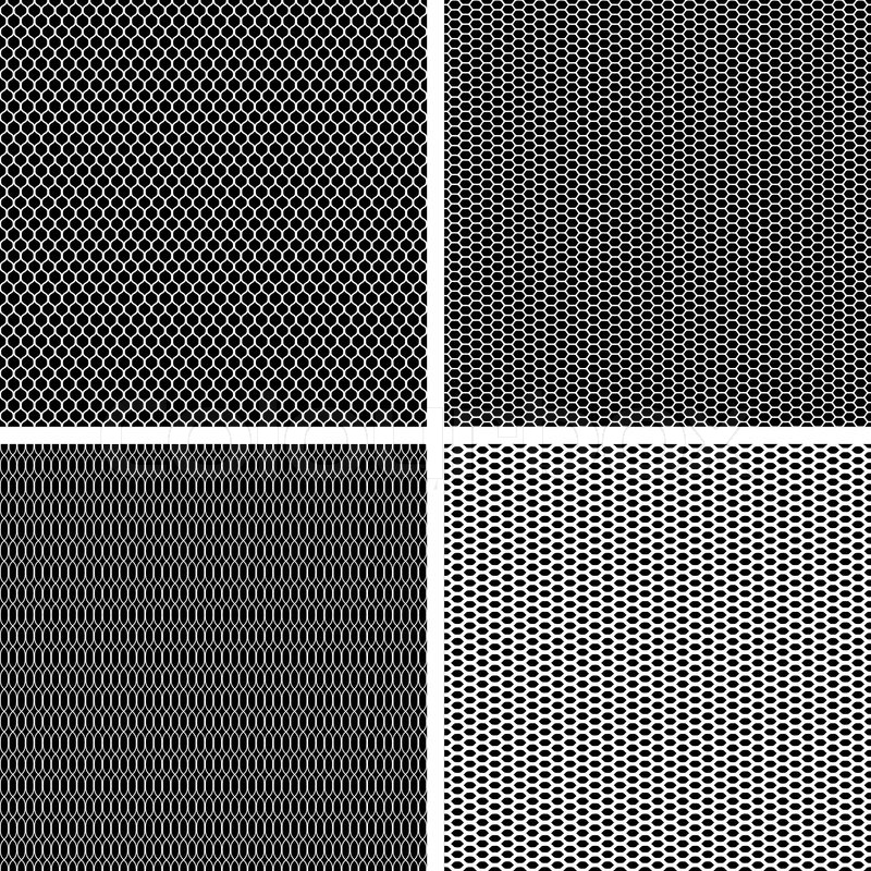Shoe Lace Pattern Illustrator