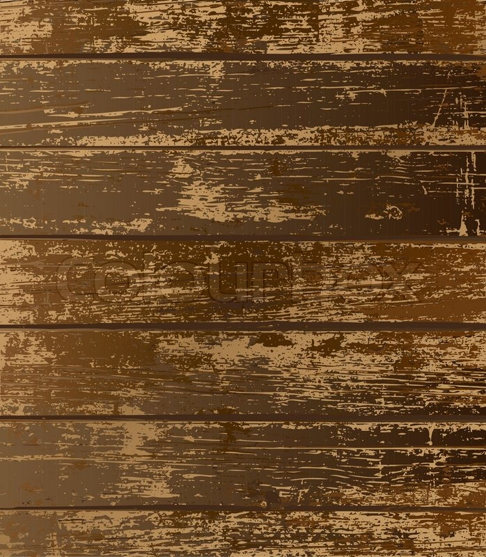 Wood Texture Background Vector Stock Vector Colourbox