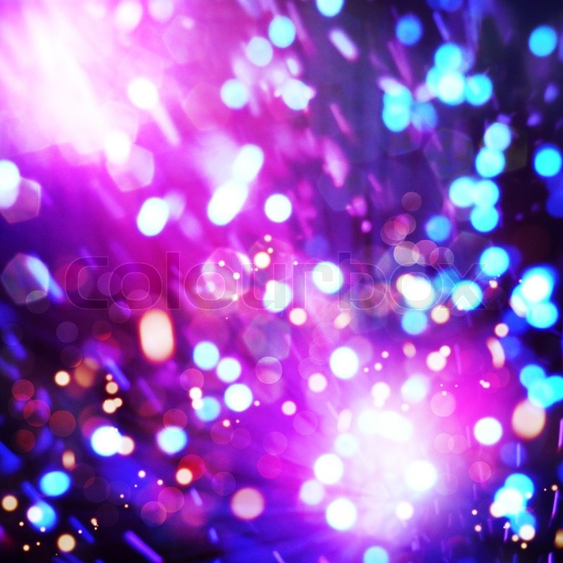 Abstract Celebration Backgrounds With Beauty Bokeh Image 4535516
