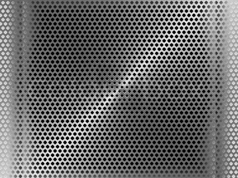 steel perforated metal panel scratched texture stock photo