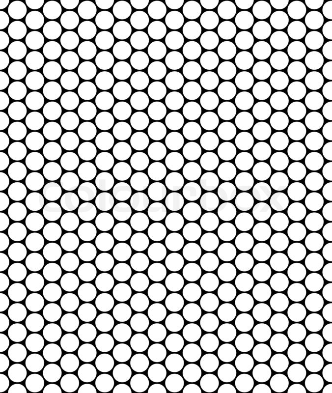 Simple hexagonal backg...