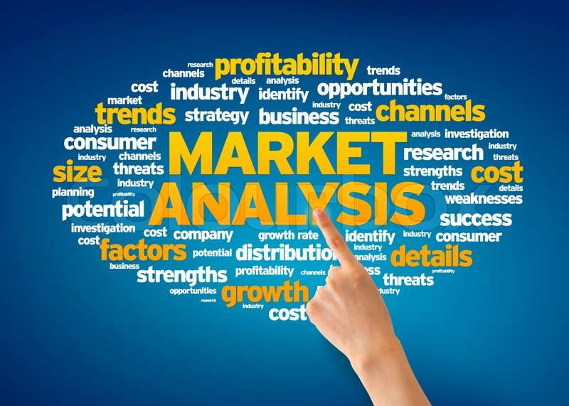 Market Analysis  Stock Photo  Colourbox