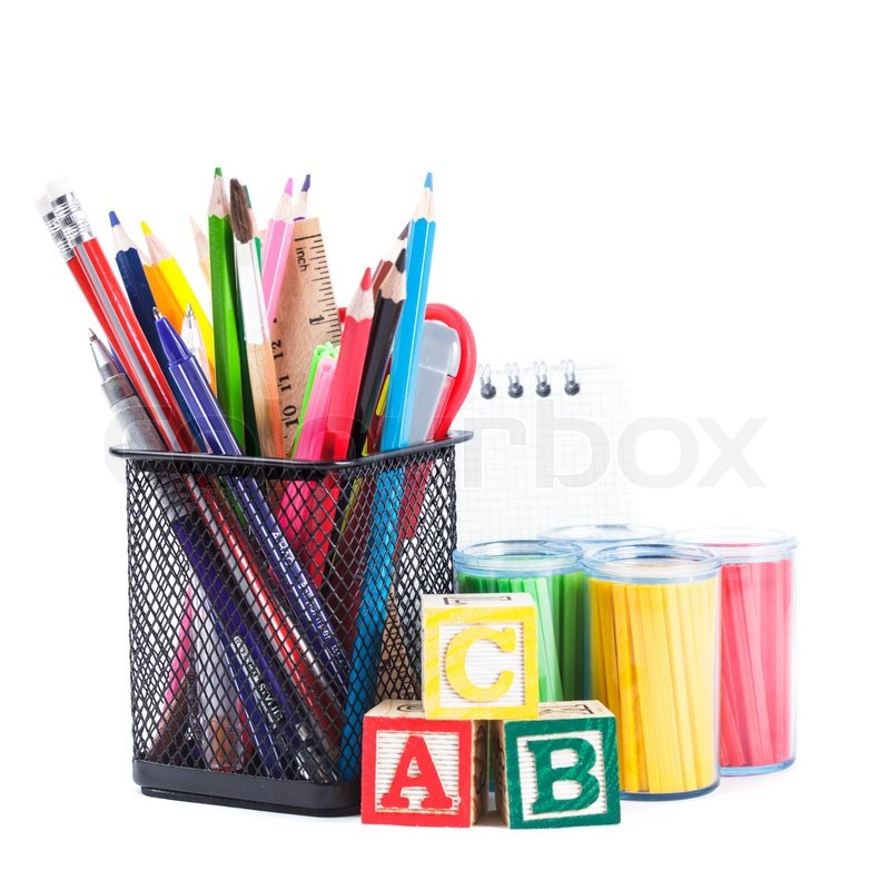 Stocking up school supplies is easy with the wide assortment of choices available. Whether a child is entering grade school or high school, find plenty of electronics and accessories as well as writing, drawing, and coloring supplies.