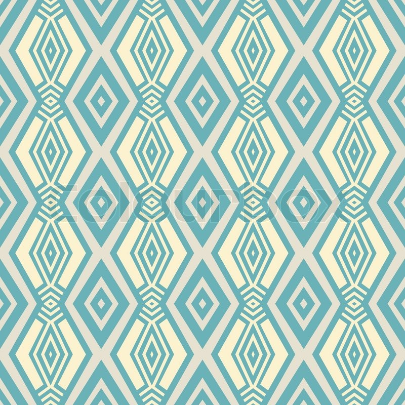 Winter vintage pattern...