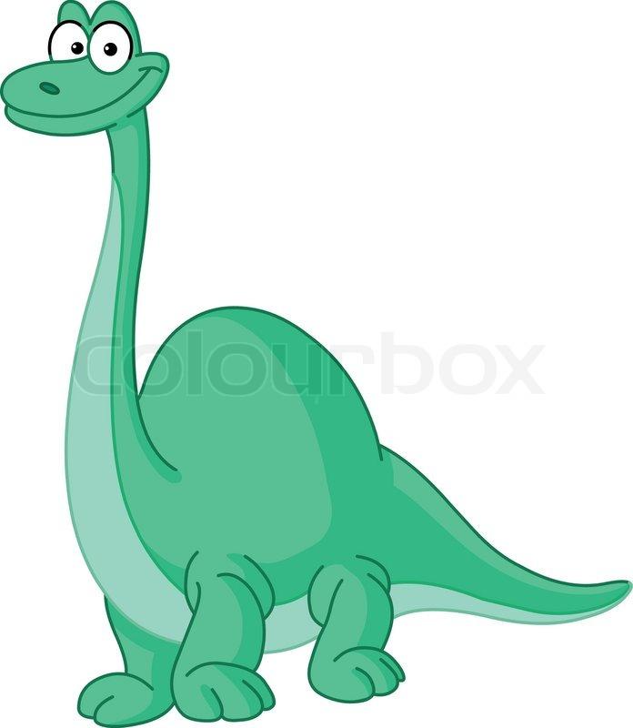 brontosaurus dinosaur vector colourbox lizard clipart to color lizard clipart black