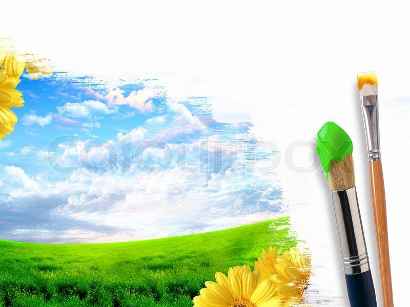 Landscape Brushes